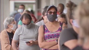 Surgeon general says mask guidelines should ease for fully-vaccinated Floridians