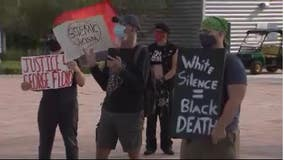 Tampa activists rally for justice in Daunte Wright case