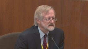 Derek Chauvin trial: Medical expert says George Floyd died of 'low level of oxygen'