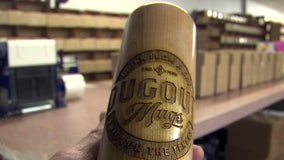 For Dugout Mug inventor, major-league dream turns into the American dream