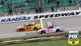 Win $10,000 for free on the Buschy McBusch 400 NASCAR race at Kansas