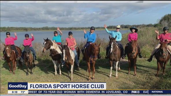 Great Rides: Horses of Florida Sport Horse Club