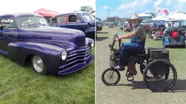 Great Rides: 1948 Chevy Aerosedan and Flea Market Butt Buggy