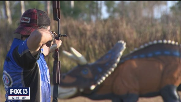 National archery shoot offers 100 unique targets to hit in Lake Wales