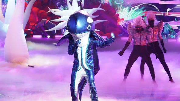 The Orca reveal on 'The Masked Singer' was a killer