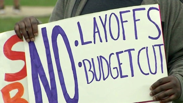 USF students protest proposed Bright Futures changes, university budget cuts