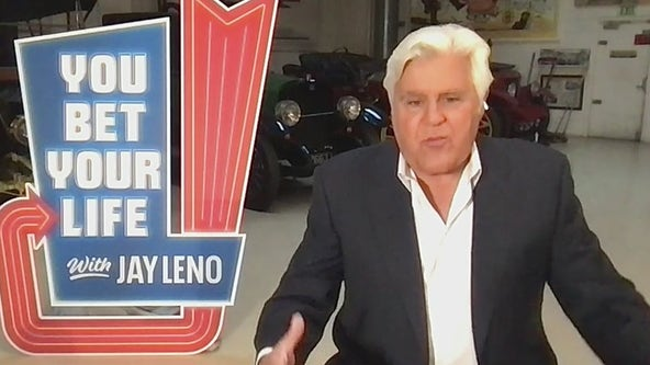 Jay Leno to co-host 'You Bet Your Life'