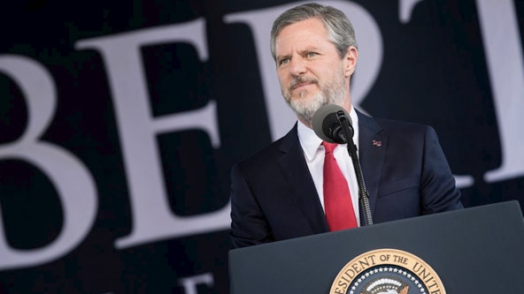 Liberty University sues Jerry Falwell Jr. for millions in damages after alleged sex scandal revealed