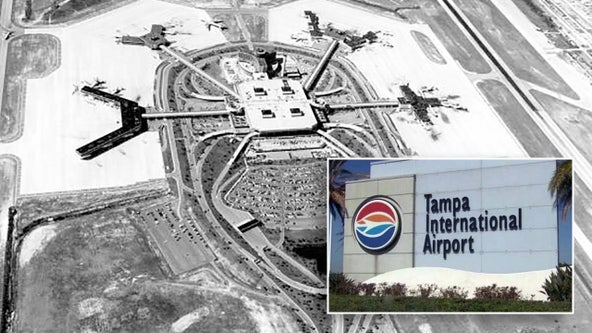 Time flies: Tampa International Airport celebrates 50 years in the Bay Area