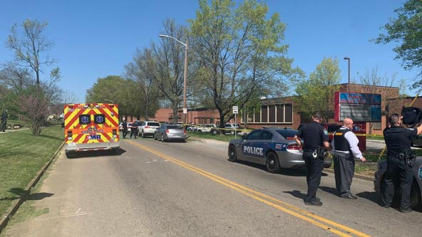 Knoxville, Tennessee high school shooting: Police say multiple victims, including officer, reported