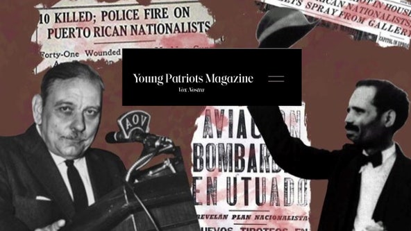 Teen 'patriots' step across party lines for magazine to educate, inspire unity among next generation