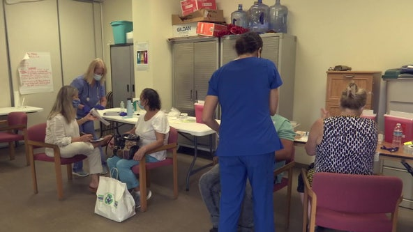 Sarasota vaccination site scrambles to switch shots after state suspends Johnson & Johnson vaccine