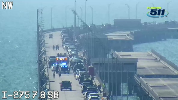 FHP: Child hit, killed on south Skyway fishing pier