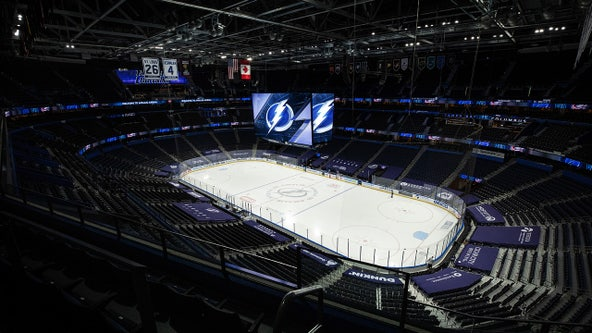 'It's going to be electric': Lightning fan capacity in Amalie to increase for Round 1 of Stanley Cup playoffs