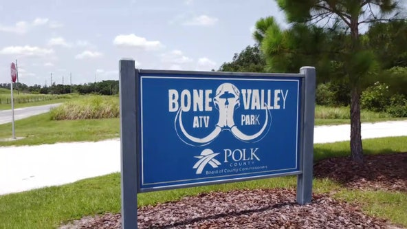 Take a ride on the wild side this weekend at Bone Valley ATV Park
