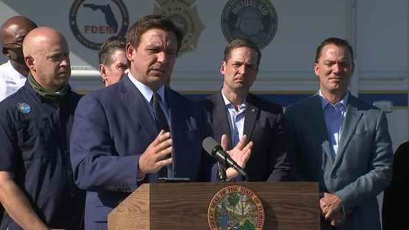 Florida suspending Johnson & Johnson vaccine shots until further notice, DeSantis says