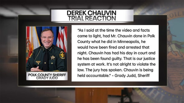 Bay Area citizens, law enforcement, mayor reflect on Chauvin trial verdicts