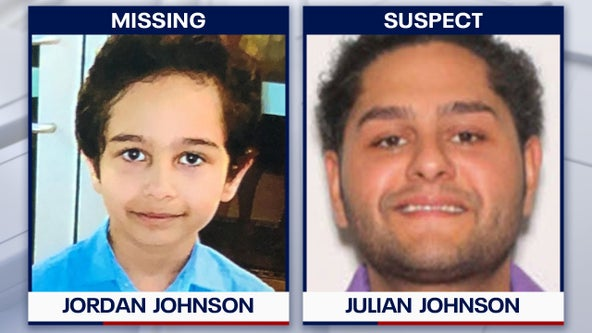 Florida Missing Child Alert issued for 6-year-old boy abducted by biological father in Fort Myers