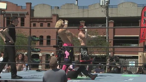 Bay Area indy wrestling gets boost ahead of WrestleMania