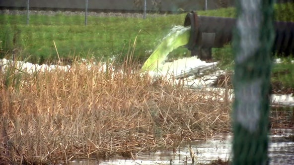 Lawsuit planned after Piney Point wastewater dump