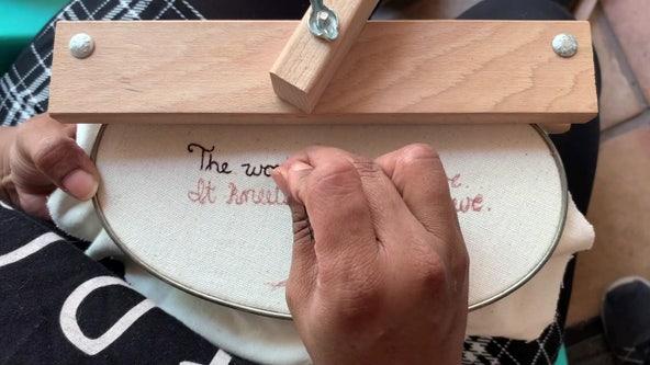 Seminole Heights woman turns 'meditative' hobby into business