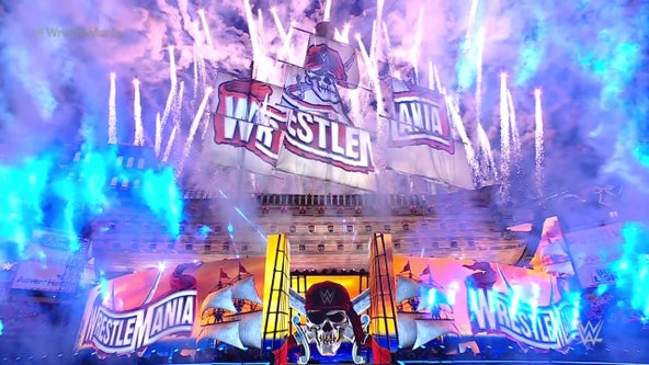 WWE leaves behind virtual reality of ThunderDome in Tampa for first tour since before pandemic