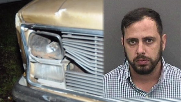 Hit-and-run driver's sentence includes 50 hours of service at trauma hospital