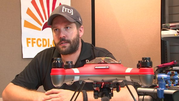Early tinkering with drones leads to full-time business for Tampa man