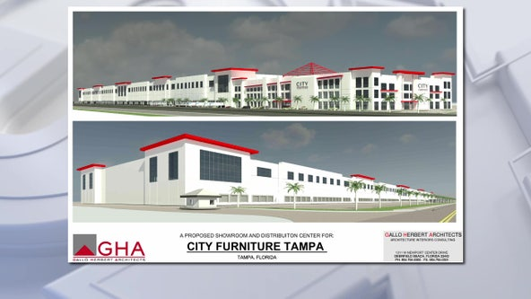City Furniture expected to bring 500 new jobs to Plant City
