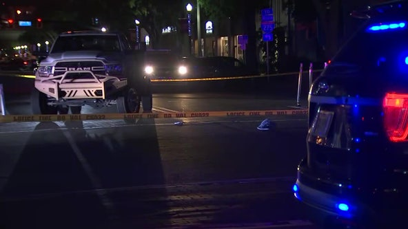 1 pedestrian killed, another critical after being hit on Central Ave. in St. Pete