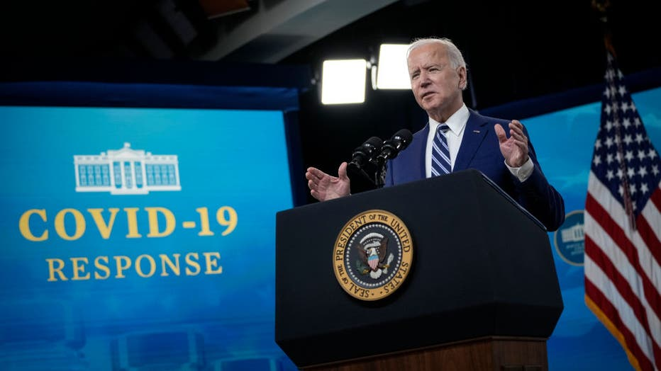 398ac835-President Biden Delivers Remarks On COVID-19 Response And State Of Vaccinations