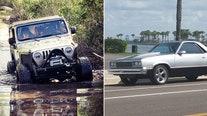 Great Rides: Jeep Wrangler and 1986 Chevrolet El Camino