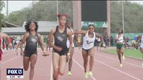 USF track's team of destiny breaks records