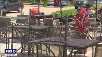 Temporary fix for outdoor dining in St. Pete