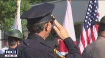 Tampa police prepare to honor the fallen