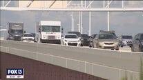 Pre-pandemic traffic rushing back across Tampa Bay