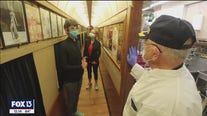 Climb aboard 'Bob's Train' for a unique dining experience