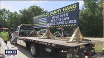 Riders remember fallen tow truck drivers