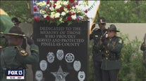 Pinellas County honors fallen law enforcement