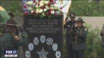 Pinellas County honors fallen law enforcement