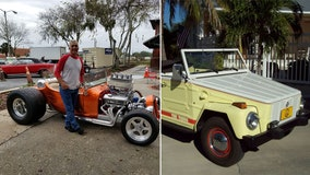 Great Rides: 1973 VW 'Thing' and 1923 Ford Model T