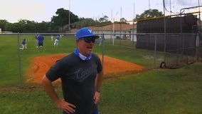 Coach Diaz taking Lakeland Christian to new heights