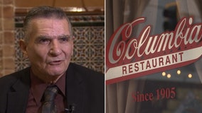 Columbia's general manager reflects on more than 50-year career at legacy restaurant