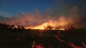 Lightning blamed for Hernando County brush fire, now contained