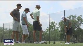 USF men's golf headed to NCAA regionals