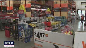 Florida's hurricane-preparedness sales tax holiday starts Friday