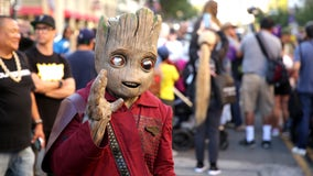 Disney Imagineers develop 'free-roaming' robotic actor themed after 'Baby Groot'