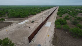 Pentagon cancels border wall construction contracts paid for with military funds reallocated by Trump
