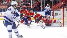 Lightning display Stanley Cup pedigree, sparked by Kucherov's return
