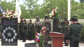 Fallen law enforcement officers honored at annual Pinellas County Sheriff's Office memorial service